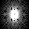 100x100 random image